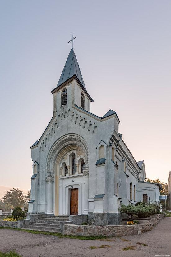 Catholic Church of St. Anna in Talne, Ukraine, photo 2