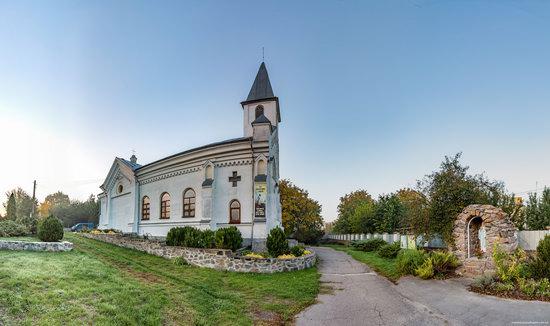 Catholic Church of St. Anna in Talne, Ukraine, photo 7