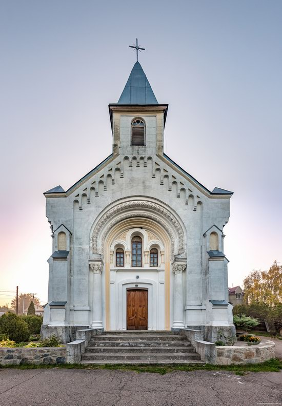 Catholic Church of St. Anna in Talne, Ukraine, photo 8
