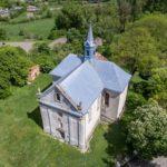 Catholic Church of the Holy Trinity in Pomoryany