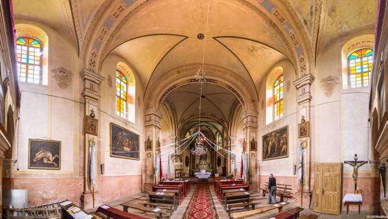 Catholic Church of the Holy Trinity in Pomoryany, Ukraine, photo 11