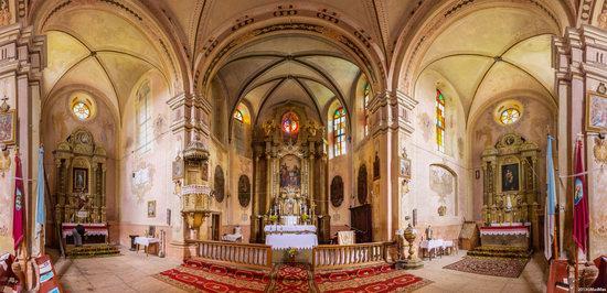 Catholic Church of the Holy Trinity in Pomoryany, Ukraine, photo 13