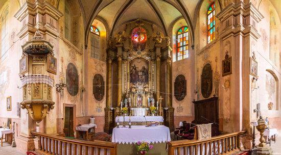 Catholic Church of the Holy Trinity in Pomoryany, Ukraine, photo 14