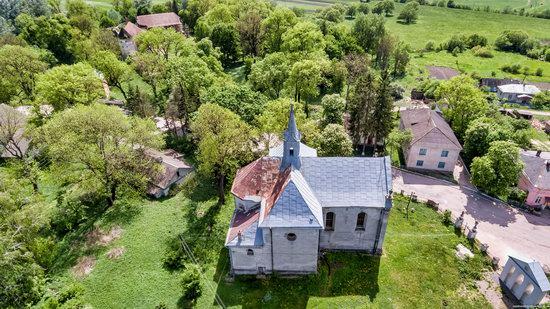 Catholic Church of the Holy Trinity in Pomoryany, Ukraine, photo 5