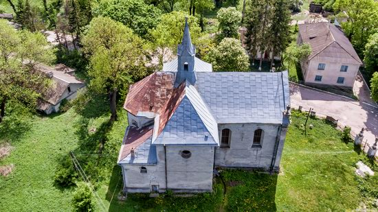 Catholic Church of the Holy Trinity in Pomoryany, Ukraine, photo 6