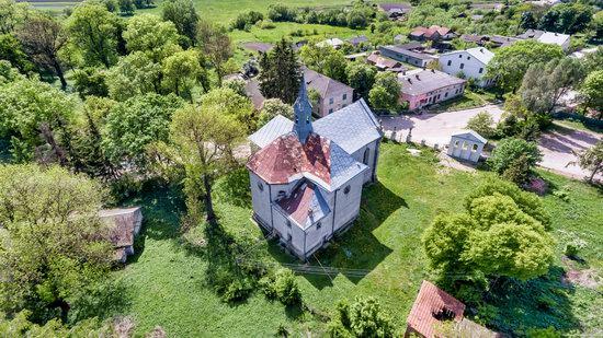 Catholic Church of the Holy Trinity in Pomoryany, Ukraine, photo 7