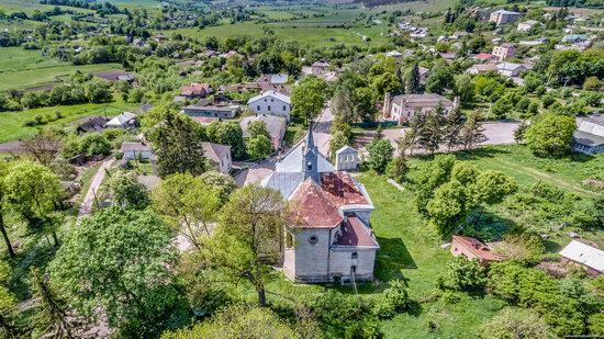 Catholic Church of the Holy Trinity in Pomoryany, Ukraine, photo 8