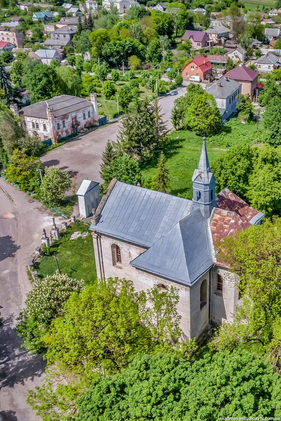 Catholic Church of the Holy Trinity in Pomoryany, Ukraine, photo 9