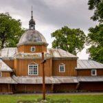Wooden Church of St. Nicholas in Lishchyny