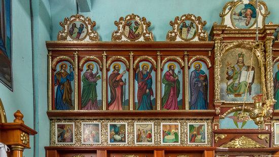 Wooden Church of St. Nicholas in Lishchyny, Lviv region, Ukraine, photo 10