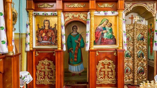 Wooden Church of St. Nicholas in Lishchyny, Lviv region, Ukraine, photo 11