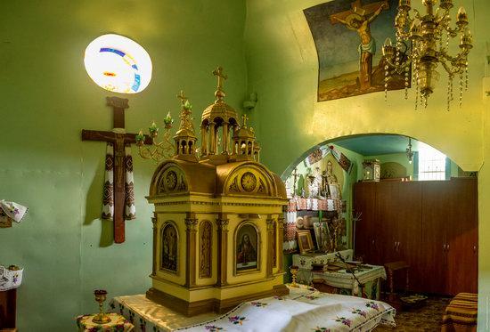 Wooden Church of St. Nicholas in Lishchyny, Lviv region, Ukraine, photo 13