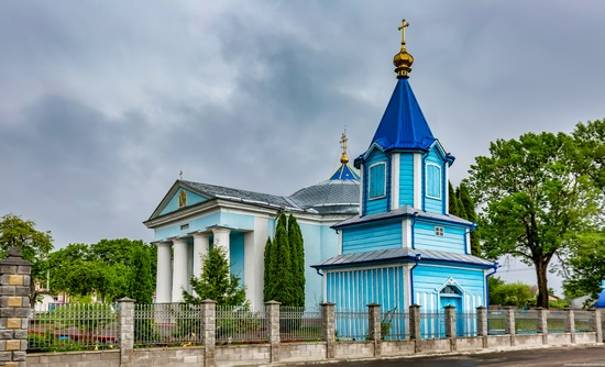 Holy Transfiguration Church in Oleksandriya, Rivne region, Ukraine, photo 1