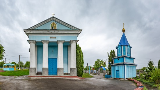 Holy Transfiguration Church in Oleksandriya, Rivne region, Ukraine, photo 10