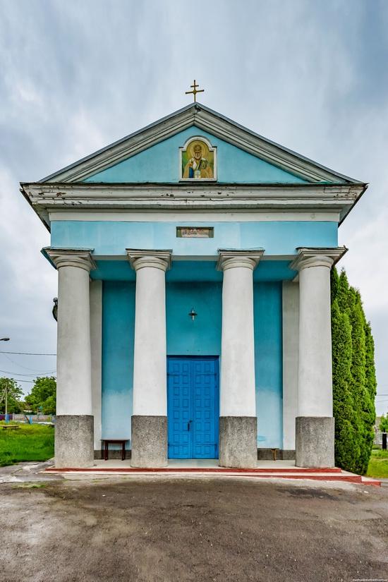 Holy Transfiguration Church in Oleksandriya, Rivne region, Ukraine, photo 11