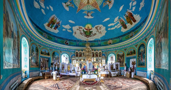 Holy Transfiguration Church in Oleksandriya, Rivne region, Ukraine, photo 12