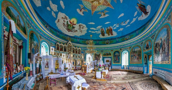 Holy Transfiguration Church in Oleksandriya, Rivne region, Ukraine, photo 13