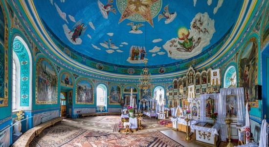 Holy Transfiguration Church in Oleksandriya, Rivne region, Ukraine, photo 14