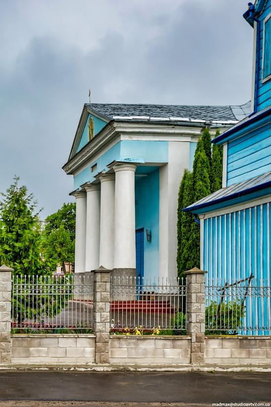 Holy Transfiguration Church in Oleksandriya, Rivne region, Ukraine, photo 2