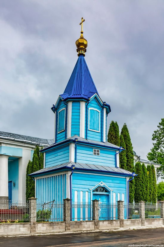 Holy Transfiguration Church in Oleksandriya, Rivne region, Ukraine, photo 3