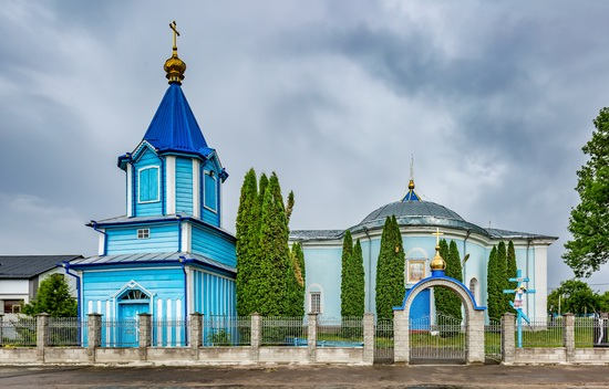 Holy Transfiguration Church in Oleksandriya, Rivne region, Ukraine, photo 4