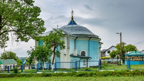 Holy Transfiguration Church in Oleksandriya, Rivne region, Ukraine, photo 6