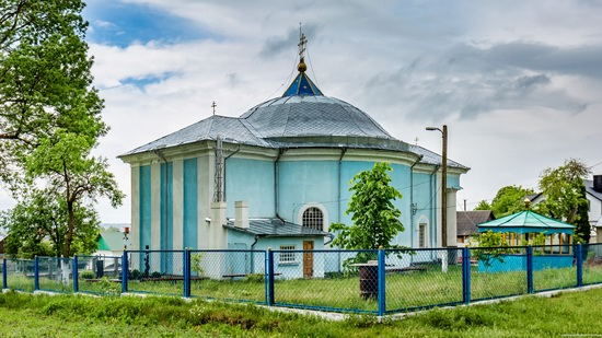 Holy Transfiguration Church in Oleksandriya, Rivne region, Ukraine, photo 7