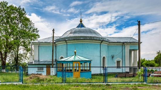 Holy Transfiguration Church in Oleksandriya, Rivne region, Ukraine, photo 8