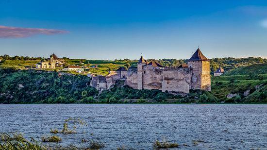 Khotyn Fortress, Ukraine, photo 1