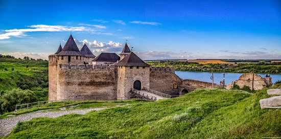 Khotyn Fortress, Ukraine, photo 11