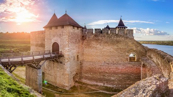 Khotyn Fortress, Ukraine, photo 12