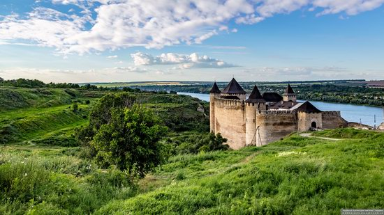 Khotyn Fortress, Ukraine, photo 7