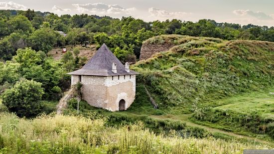 Khotyn Fortress, Ukraine, photo 8