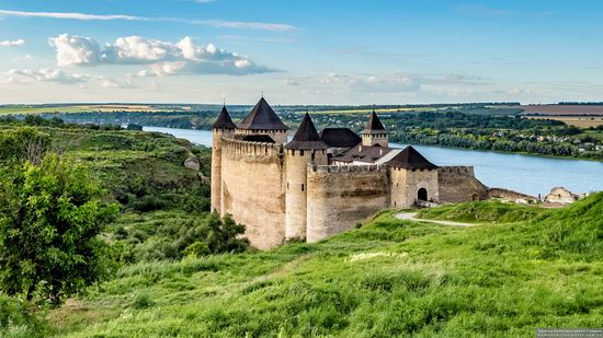 Khotyn Fortress, Ukraine, photo 9