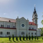Monastery of St. Gerard in Hnizdychiv (Kokhavyno)