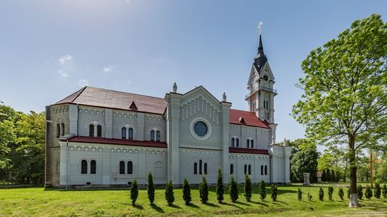 Monastery of St. Gerard in Hnizdychiv (Kokhavyno), Ukraine, photo 1