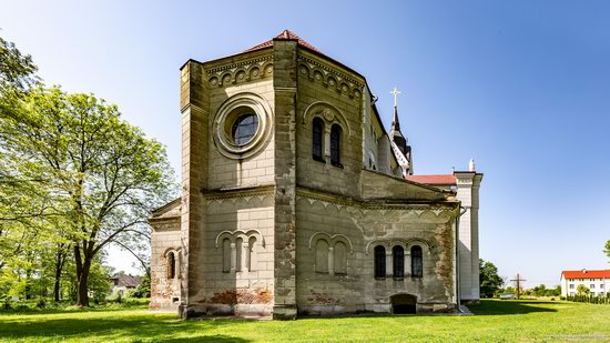 Monastery of St. Gerard in Hnizdychiv (Kokhavyno), Ukraine, photo 11