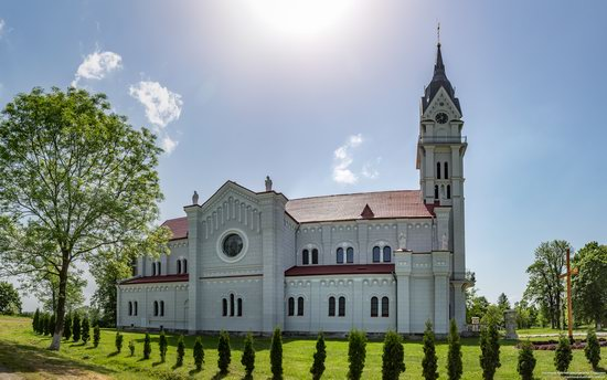 Monastery of St. Gerard in Hnizdychiv (Kokhavyno), Ukraine, photo 12