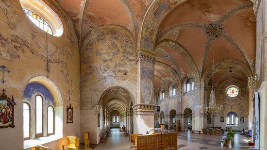 Monastery of St. Gerard in Hnizdychiv (Kokhavyno), Ukraine, photo 14