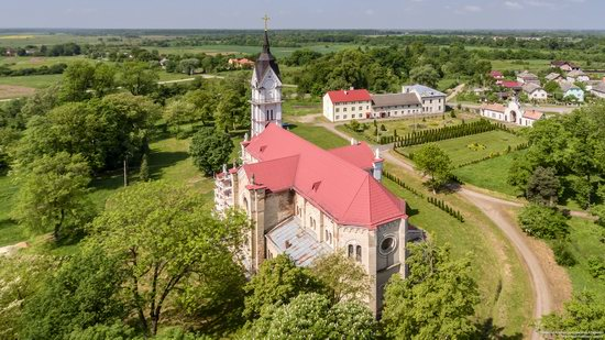 Monastery of St. Gerard in Hnizdychiv (Kokhavyno), Ukraine, photo 18