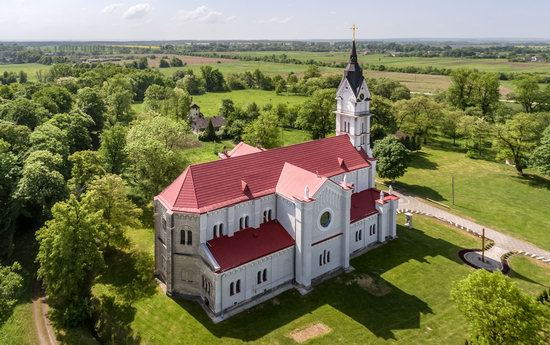 Monastery of St. Gerard in Hnizdychiv (Kokhavyno), Ukraine, photo 19