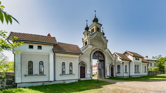Monastery of St. Gerard in Hnizdychiv (Kokhavyno), Ukraine, photo 2