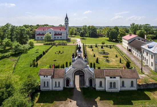 Monastery of St. Gerard in Hnizdychiv (Kokhavyno), Ukraine, photo 21