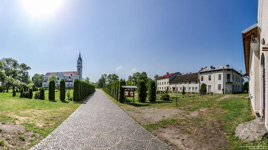 Monastery of St. Gerard in Hnizdychiv (Kokhavyno), Ukraine, photo 3