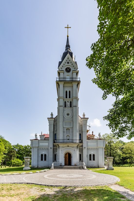 Monastery of St. Gerard in Hnizdychiv (Kokhavyno), Ukraine, photo 7