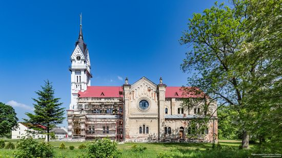 Monastery of St. Gerard in Hnizdychiv (Kokhavyno), Ukraine, photo 9