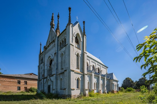 St. Michael Church, Krasnopil, Ukraine, photo 14