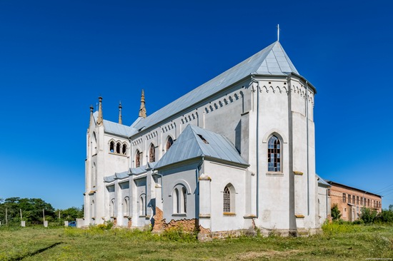 St. Michael Church, Krasnopil, Ukraine, photo 16