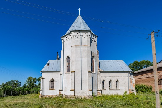 St. Michael Church, Krasnopil, Ukraine, photo 17