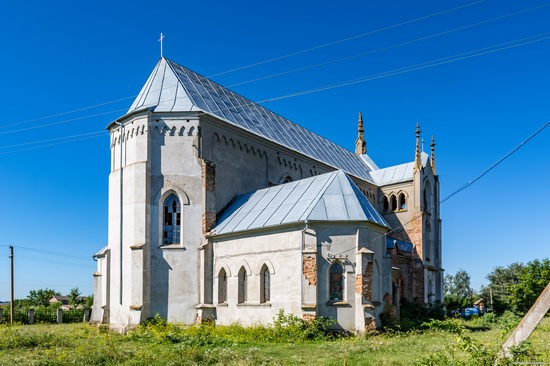 St. Michael Church, Krasnopil, Ukraine, photo 18